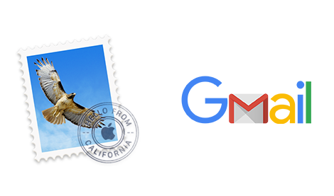 Apple Mail with Google Accounts