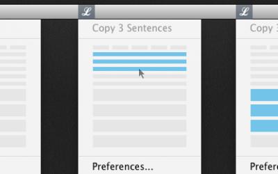 Lorem Ipsum – Utility App for designers